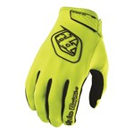 (CLEARANCE) TROY LEE DESIGNS 2018 AIR YOUTH GLOVES FLO YELLOW