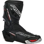 (CLEARANCE) RST Tractech Evo 2 Sport Boots - Black