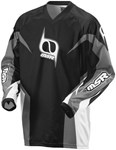 (CLEARANCE SALE) - MSR M9 Axxis Men's MX Jersey - Black - only $10