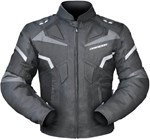 (CLEARANCE SALE) - DRIRIDER CLIMATE CONTROL PRO 3 TEXTILE JACKET - BLACK