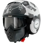 (SHARK CLEARANCE) - Shark Raw Kurtz Helmet - Matte White
