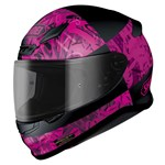 Shoei NXR Helmet BOOGOOLOO TC2 - Black/Pink