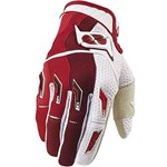 (CLEARANCE SALE) - MSR NXT Men's MX Gloves - Red - only $10
