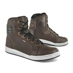 Dririder IRide 3 Leather Boots - Coffee