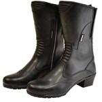 (CLEARANCE) OXFORD SAVANNAH LADIES BOOTS - BLACK