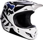 FOX 2016 V1 RACE HELMET - BLACK