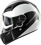 (CLEARANCE SALE) - Shark Vision-R Series 2 Inko ECE Helmet - White/Black/Silver