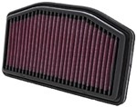 K&N AIR FILTER YAMAHA YZF R1 '09 - '13