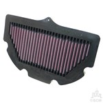 K&N AIR FILTER SUZUKI GSXR600/750 '06 - '10