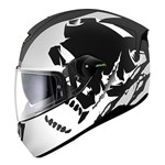 Shark SKWAL INSTINCT Helmet - Matt Black/White Silver