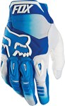 (CLEARANCE SALE) - FOX 2016 PAWTECTOR RACE GLOVES - BLUE