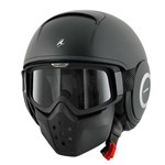 Shark Raw Blank ECE Helmet - Matt Black