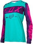 (CLEARANCE SALE) - FOX 2017 WOMENS 180 JERSEY - PURPLE / PINK