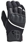Ixon Pro Contest 2 HP Leather Gloves - Black/White