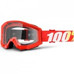 100% PERCENT STRATA JR. YOUTH GOGGLES - FURNACE