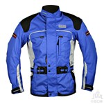 (CLEARANCE) HARDT POLAR TEXTILE JACKET BLUE