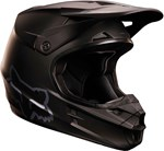 (CLEARANCE) FOX 2018 V1 ECE HELMET - MATTE BLACK