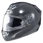(CLEARANCE SALE) - HJC FS-15 Solid Helmet - Anthracite