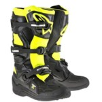 Alpinestars 2017 TECH 7S YOUTH BOOTS - BLACK/YELLOW FLURO