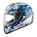 (CLEARANCE SALE) - Shark RACE-R Minx White Blue