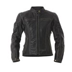 RST Roadster Classic Women's Leather Jacket - Black