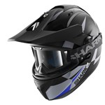Shark Explore-R Cisor Helmet - Black/Blue