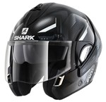 Shark Evoline Series 3 ECE Shazer Black/White Helmet