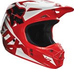FOX 2016 V1 RACE HELMET - RED