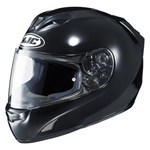 (CLEARANCE SALE) - HJC FS-15 Solid Helmet - Black