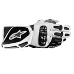 ALPINESTARS STELLA SP-2 LADIES GLOVES - BLACK/WHITE