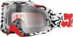 FOX 2016 AIR SPACE CAUZ GOGGLES - WHITE FADE