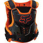 FOX 2017 YOUTH RAPTOR PROFRAME LC - ORANGE