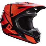FOX 2017 V1 RACE ECE HELMET - ORANGE