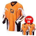 MSR M9 Axxis Men's Jersey - Orange only $9, 2-Pack only $15