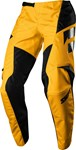 (CLEARANCE) 2018 SHIFT WHIT3 LABEL YOUTH NINETY SEVEN MX PANTS - YELLOW