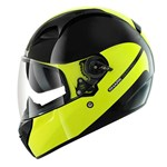 (CLEARANCE SALE) Shark Vision-R Series 2 Inko Helmet - Black/Yellow