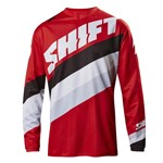 (CLEARANCE) SHIFT 2017 Whit3 Tarmac MX Jersey - Red