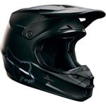FOX 2018 YOUTH V1 HELMET - MATTE BLACK