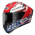 Shoei X-Spirit III Helmet - Marquez 5 Replica TC-1 - Available end of July 2018