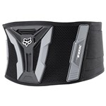 FOX 2017 TURBO KIDNEY BELT - BLACK/GREY
