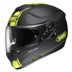 Shoei 2014 GT Air Helmet Wanderer TC-3 Yellow/Black