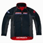 GENUINE HONDA HRC TEAM SOFTSHELL JACKET