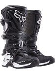Fox 2018 Womens Comp 5 Boots - Black / White