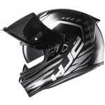 HJC FG-ST ECE HELMET TIAN MC-5SF - BLACK/WHITE