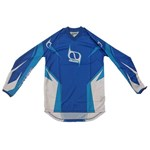 (CLEARANCE MSR) - MSR M9 Axis Men's MX Jersey - Blue