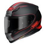 (CLEARANCE) Shoei NXR Flagger Helmet - TC-1 Red