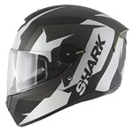 Shark SKWAL STICKING  Helmet - Matt Black/White