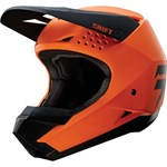 2018 SHIFT WHIT3 MX HELMET - MATTE ORANGE