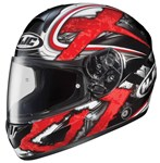 (CLEARANCE) HJC CL-16 SHOCK MC1 RED