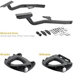 GIVI 166FZ Topcase Monorack Sidearms to suit Honda VFR 800 - '02-'11